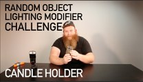 Random Object Lighting Modifier Challenge: The Candle Holder