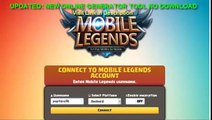 Mobile Legends Diamonds Hack Tool [Cheats for Android and iOS] UPDATED 100% WORKING1