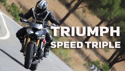 Triumph Speed Triple R