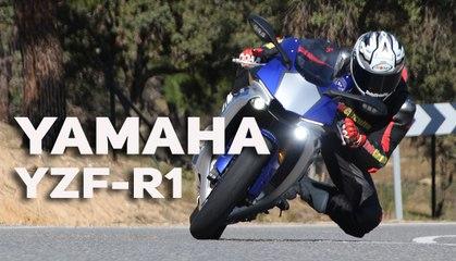 Yamaha R1 2016