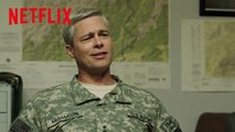 WAR MACHINE - Teaser VOST (Brad Pitt) - Trailer Bande-annonce Netflix [Full HD,1920x1080]