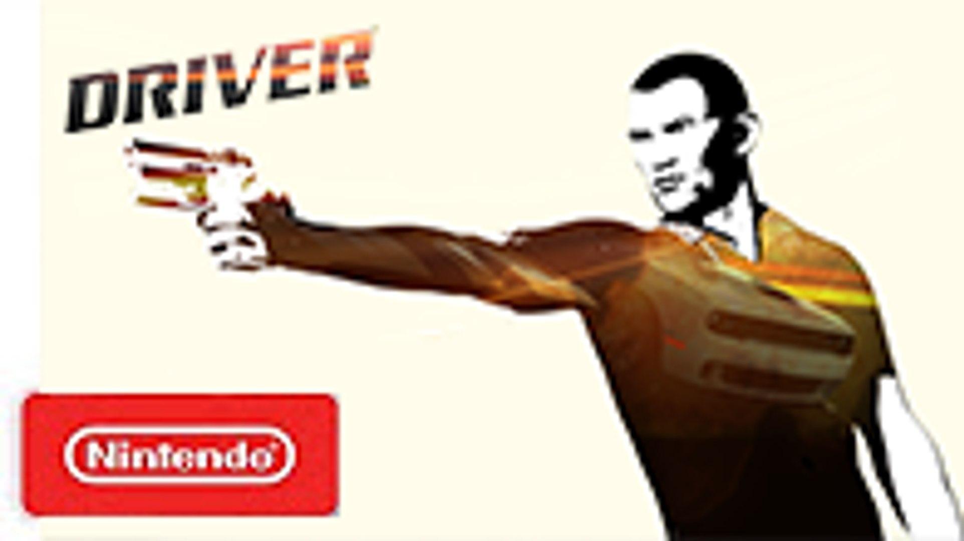 Driver Teaser – Nintendo Switch Trailer