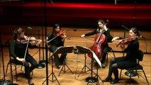 Dvorak : Ohlas písní (Echos de chants) B 152, 12 pièces pour quatuor à cordes d'après le cycle de 18 mélodies Les Cyprès B 11 IX. Ó duse drahá jedinká - Quatuor Akilone