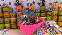 My Little Pony Giant Play Doh Surprise Egg Rainbow Dash Surprise Egg and Toy Collector SETC