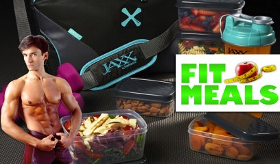 MEAL PREP BAGS & STAYING FIT WHILE TRAVELING | Fit Meals #4