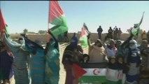 Maroc, Le Maroc se retire de la région de Guergarate / Tensions autour du Sahara occidental