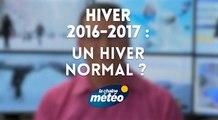 Hiver 2016-2017 : un hiver normal ?