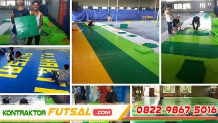 Kontraktor Lapangan Olahraga | Harga Matras Futsal Per Meter | WA +62 813 1888 3437