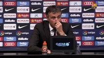 Luis Enrique announces he will not continue as Barça manager next season