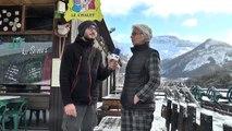 Alpes-de-Haute-Provence : de belles chutes de neige à la station de Grand Puy !