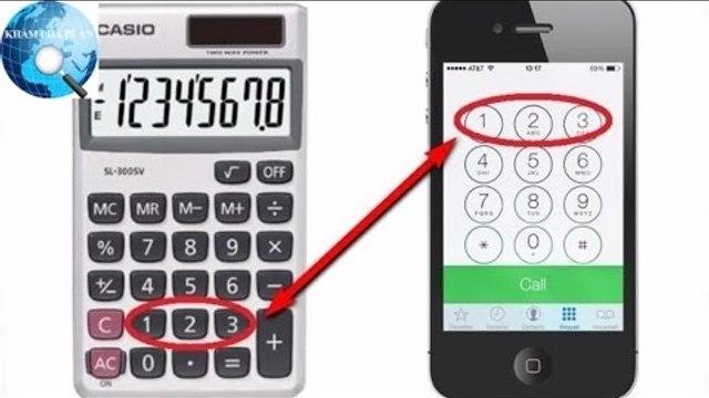 Bạn có nhận ra bàn phím số của điện thoại và máy tính ngược nhau? Hóa ra là có lý do