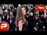 Cannes 2015 - Lucie Lucas et son mari sur le tapis rouge