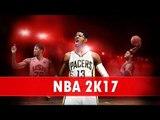NBA 2K17 présenté par 2 joueurs pro et Simon Astier