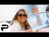 Mariah Carey donne une interview pour son arrivée triomphale à Las Vegas !