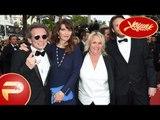 Cannes 2015 : Les stars de la tv, Valérie Damidot et Philippe Manoeuvre montent les marches