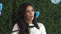 Kim Kardashian Visits LA Children's Hospital
