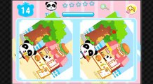 Creative Tangram babybus panda HD Gameplay app android apk apps learning education