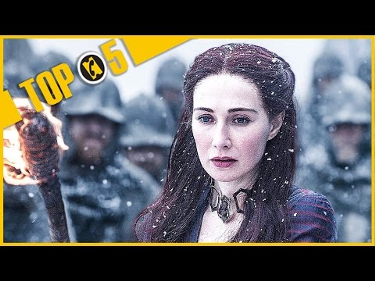 TOP 5  des PIRES scènes de Game of Thrones (S05)  ! - Allociné