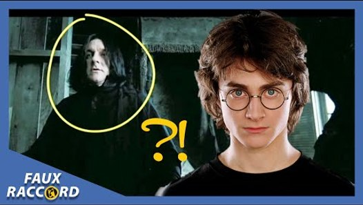 Faux Raccord - Les plus grosses gaffes d'Harry Potter et le