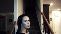 Woman haunted by creepy ghost - This paranormal investigation of an apparition is a scary Vlog (720p)