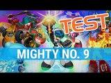 TEST Mighty N°9 - Une copie qui restera dans l'ombre