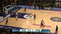 Highlights BCL Sassari - Le Mans