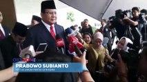 Ini Komentar Prabowo Subianto soal Kedatangan Raja Salman ke Indonesia