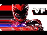 POWER RANGERS (Film Adolescent, Super-Héros) - Bande Annonce VF / FilmsActu