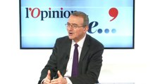 Hervé Mariton: «Emmanuel Macron a eu beaucoup de variations au fil du temps, c'est le poisson pilote de François Hollande»