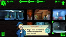 Fallout Shelter (By Bethesda Softworks) - iOS Gameplay Video
