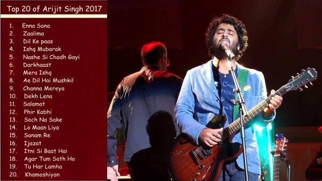 Valentine's Day Special | Best of Arijit Singh | Romantic Songs 2017 | Jukebox