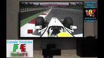 Pole Lap Onboard - F1 2009 Round 05 - GP Spagna (Catalunya) - Jenson Button