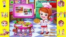 Baby Hazel Games To Play Online Free ❖ Baby Hazel Chef Dress Up ❖ Cartoons For Children in English