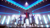 Bruno Mars - That's What I Like [Live from the Brit Awards 2017]