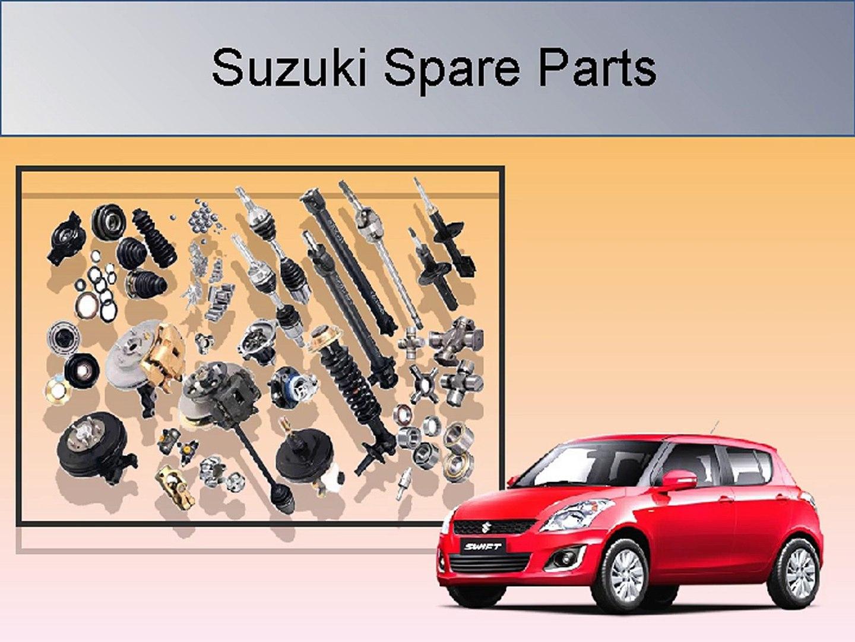 Maruti Suzuki Car Spare Parts Price List - Bp Auto Spares India