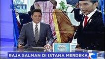 Raja Salman Bertemu Pimpinan Ormas Islam di Istana Merdeka