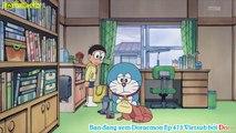 Doraemon Tập 473 [Vietsub]: Boomerang rừng rợn & Lời tiên tri • Ngày tàn của Trái Đất