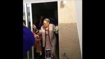 Cette adorable grand-mère qui fête ses 100 ans a encore le rythme dans la peau