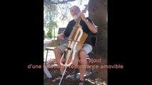 Fabriquer soi-même son Cello contemporain. Montage et musiques persos. perso