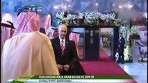 Kunjungan Raja Salman ke DPR RI