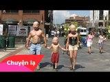 Chuyện lạ Việt Nam – Phát hiện một gia đình người ngoài hành tinh trên đường phố