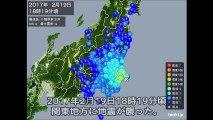 地震が発生しているのに全く気付かない凜風やまと・獅子の会会員東京猫