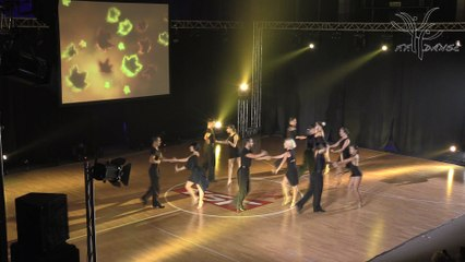 FFDanse - Renc'Art des champions - 3 sept. 2016 - Danses Latines - Cha Cha Cha
