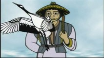 ASMR Português - Tsuru no Ongaeshi - A Lenda do Tsuru