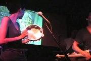 Jeffrey Lewis Helen Schreiner 12 Crass Songs Live NYC pt. 3