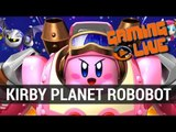 Kirby Planet Robobot GAMEPLAY FR - 3DS