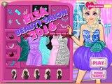 Эльза красоты салон красоты Эльза одевалки для детей, лучшие игры для детей , игры для детей