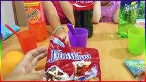 Что будет,если сделать желе мороженое Sprite MENTOS Skittles Chili DIY POPSICLES ice lolly