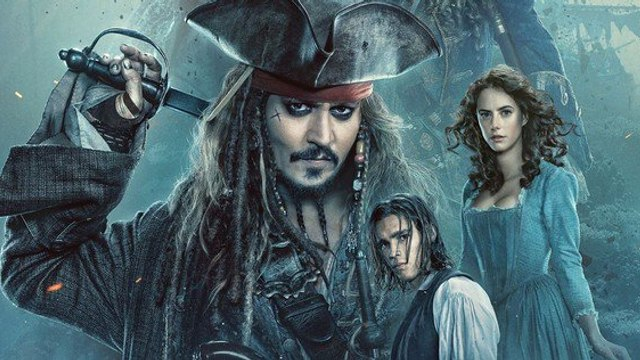 PIRATES OF THE CARIBBEAN 5 - Dead Men Tell No Tales - Official Trailer - 2017 HD -
