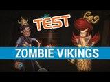 Zombie Vikings TEST : Danse macabre au pays d'Odin - PS4